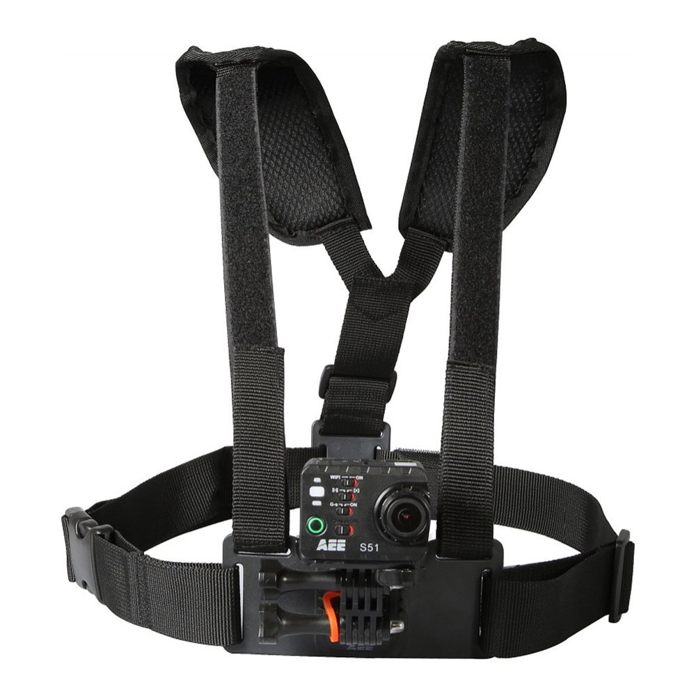 Chest strap mount AEE B13A