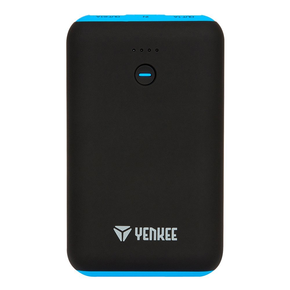 Power bank 6000mAh YENKEE YPB 0160BK black