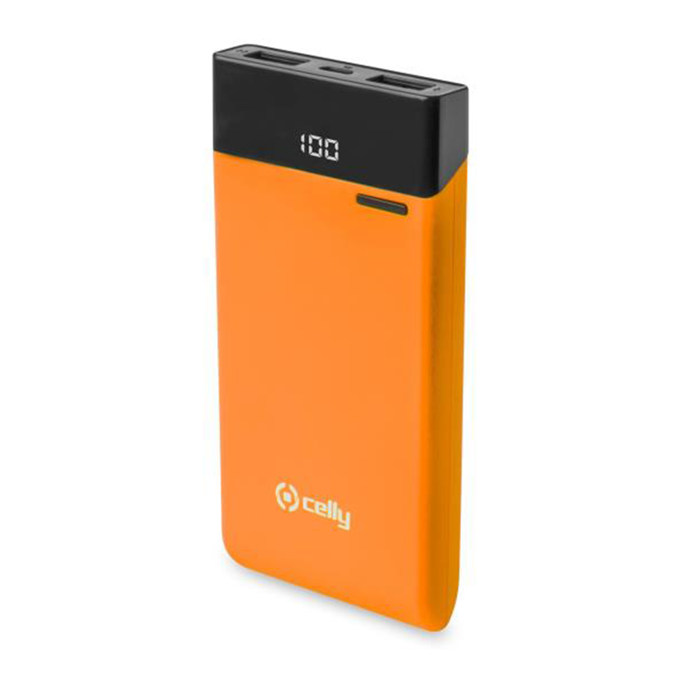 Power bank 5000mAh CELLY PBPOP5000OR orange