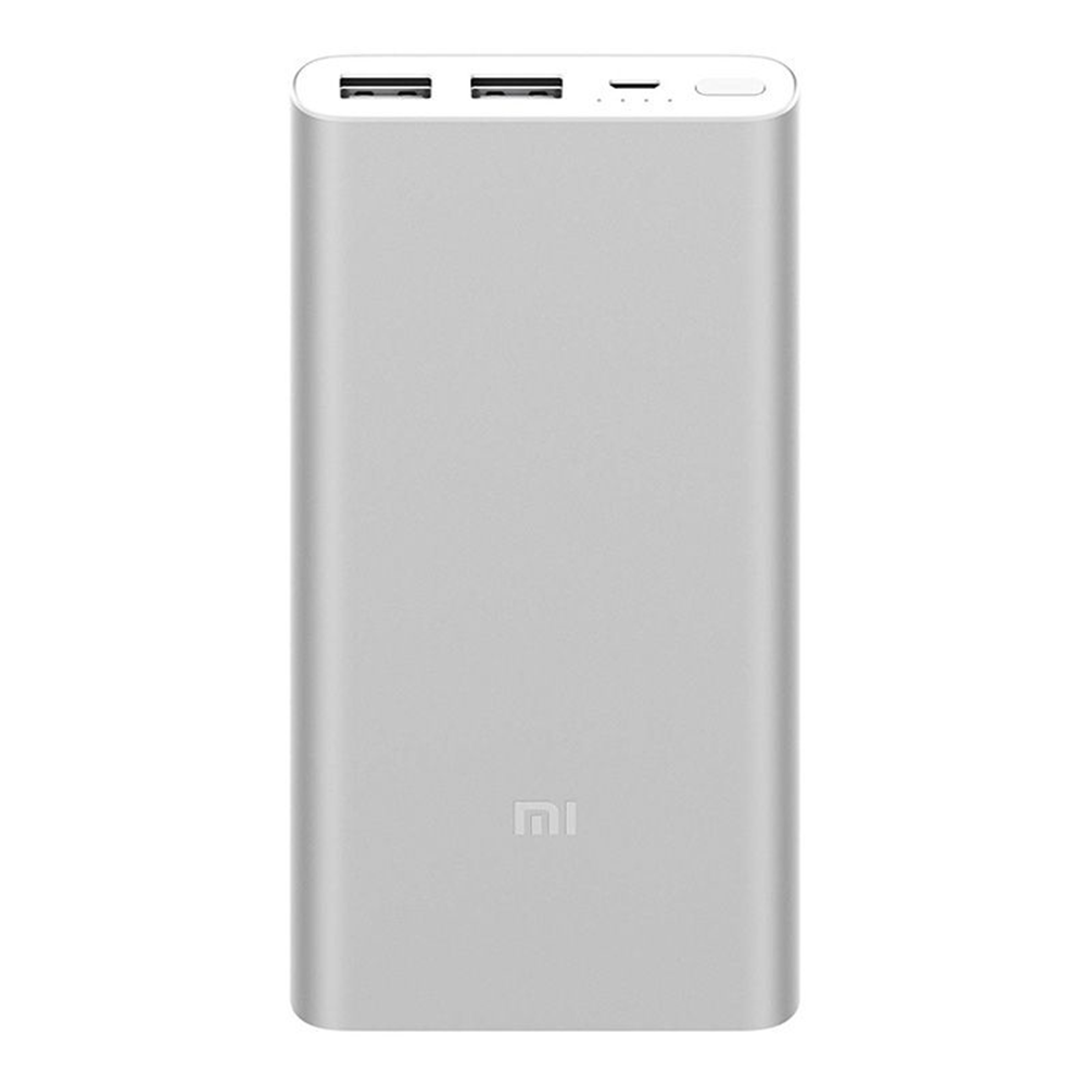 Power bank 10000mAh XIAOMI PR-000019 silver