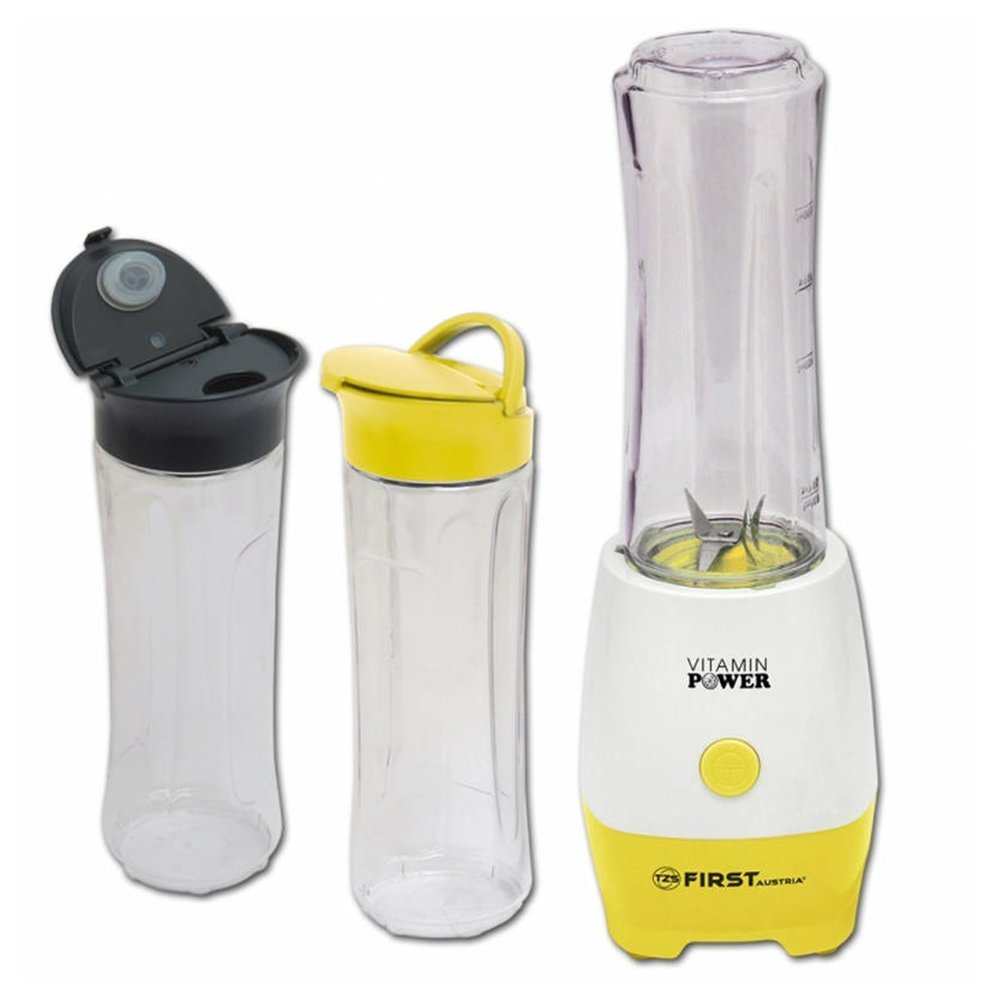 Blender FIRST AUSTRIA Smoothie maker FA-5243-3 white/yellow