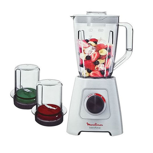 Blender MOULINEX LM438127 white