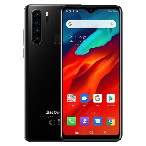 Smartphone BLACKVIEW A80 Pro LTE Dual SIM black