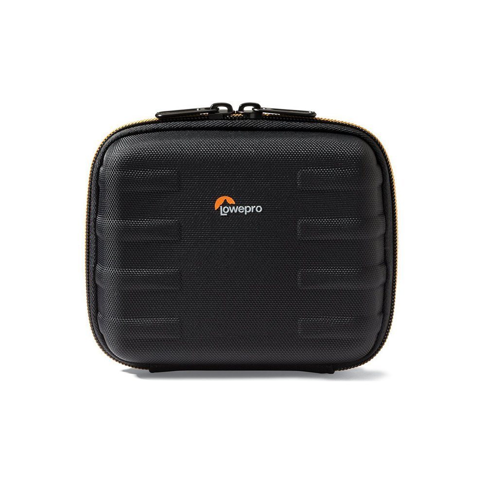 Camera bag LOWEPRO Santiago 30 II black/orange