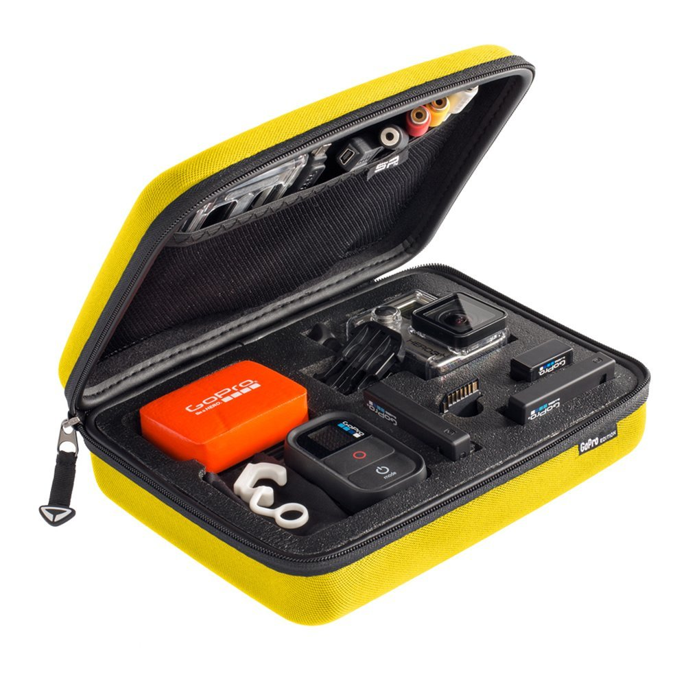 Case for GoPro Hero2/3/3+ SP-GADGETS POV Case 3.0 Small 52032 yellow