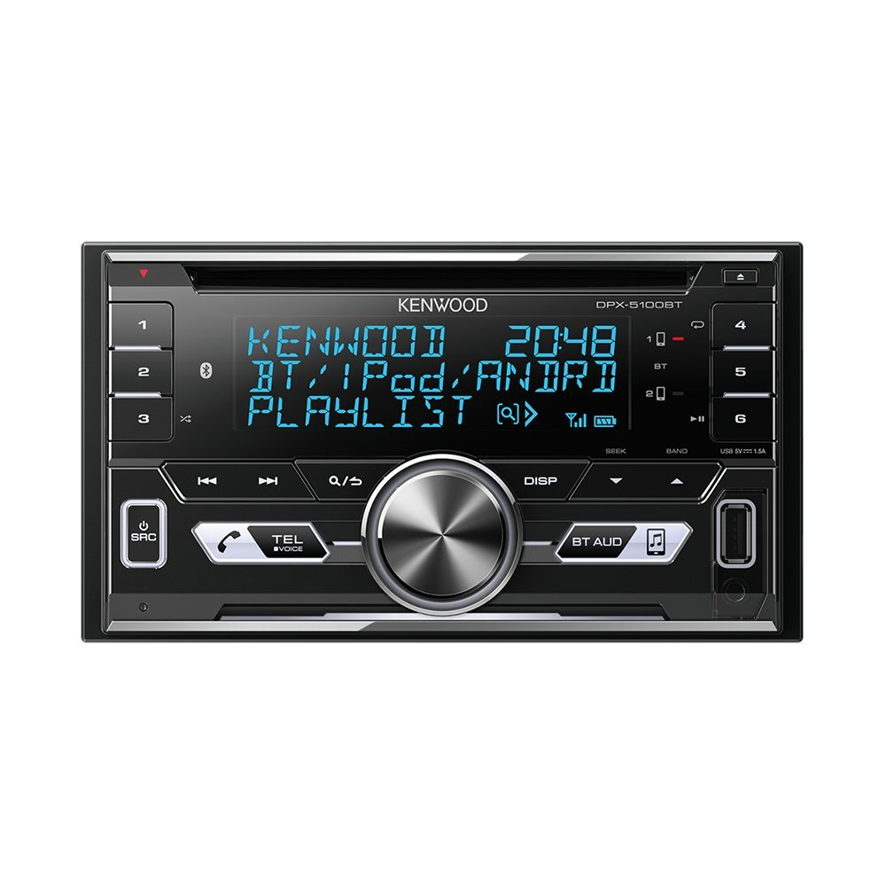Car stereo KENWOOD DPX-5100BT