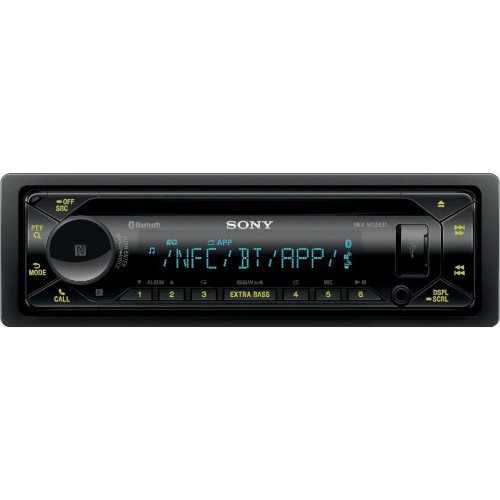 Car stereo SONY MEXN5300BT