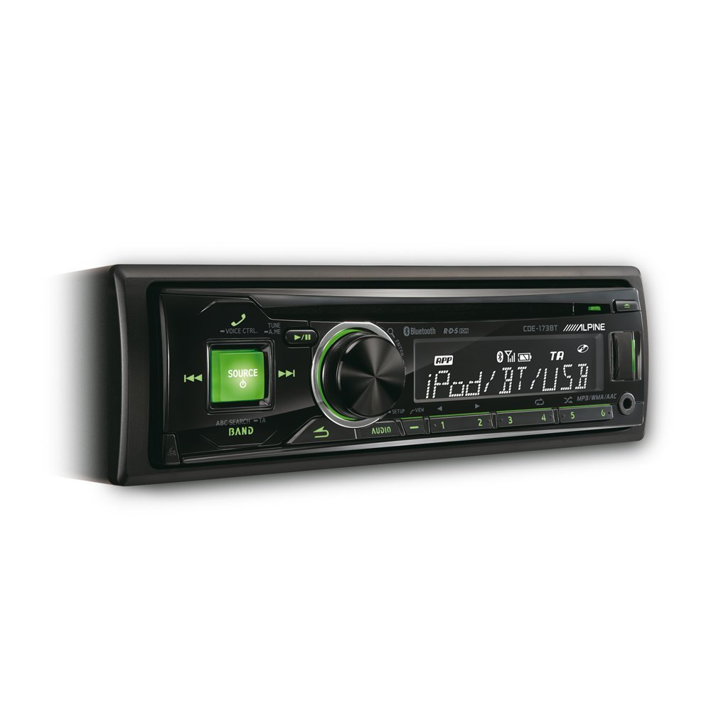 Car stereo ALPINE CDE-173BT