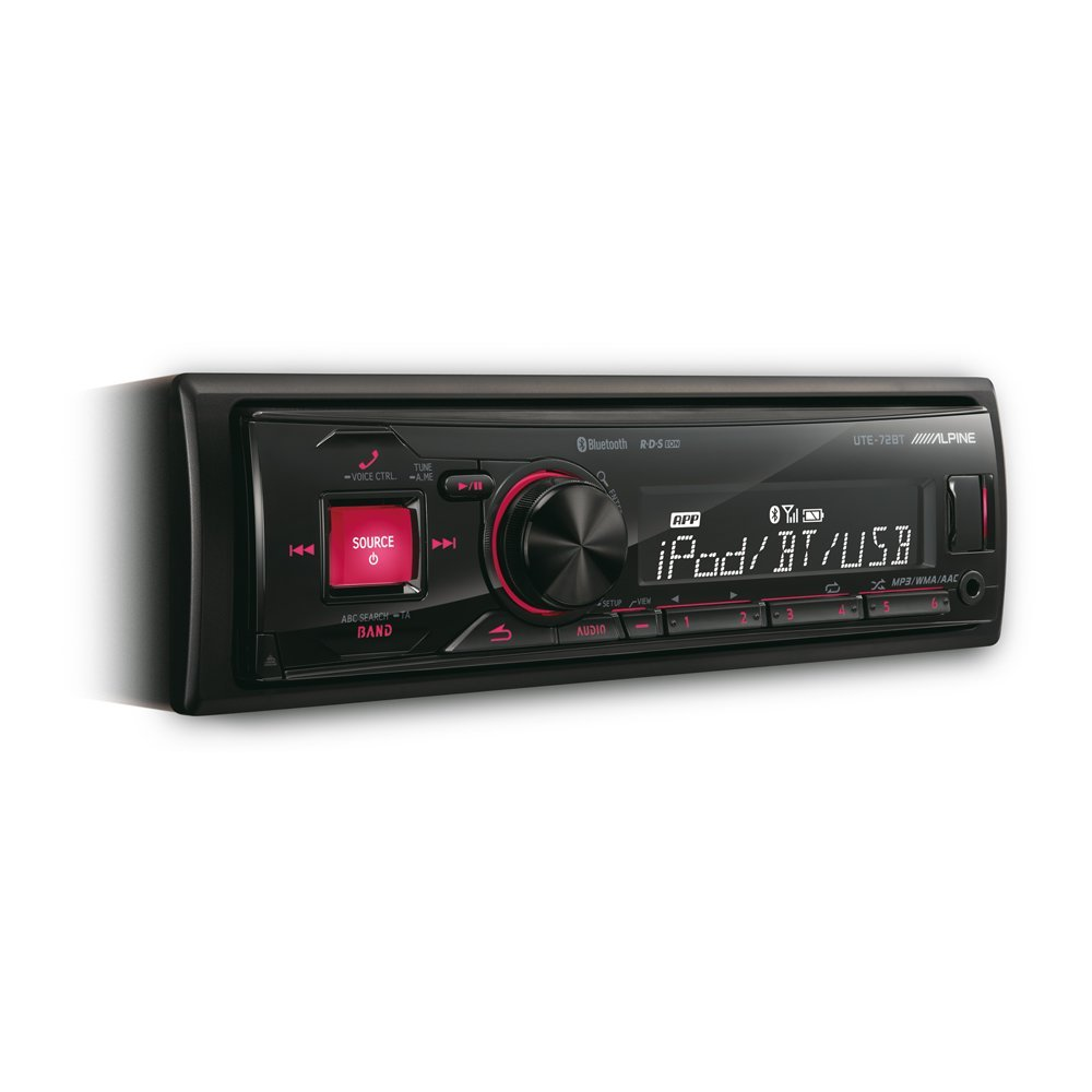 Car stereo ALPINE UTE-72BT