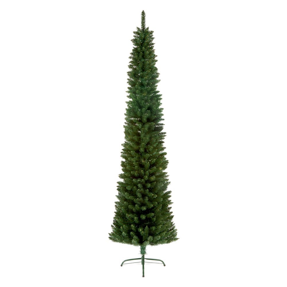 Christmas Tree 210cm Slim QJ7046 green