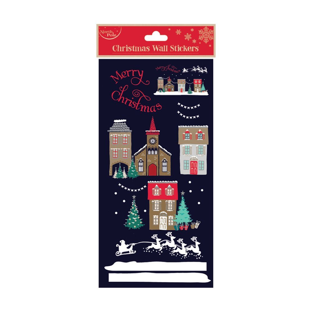 Christmas Wall Stickers X-20946-WS