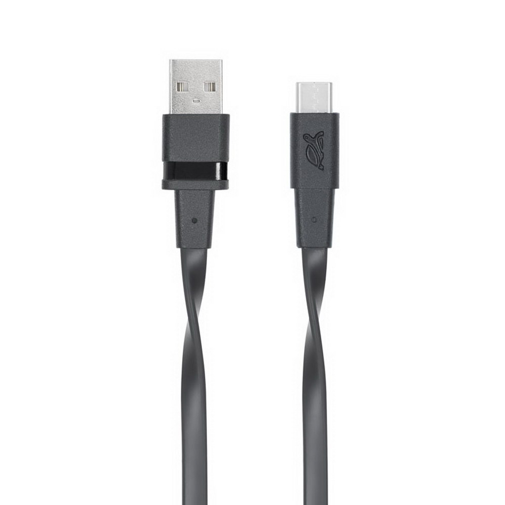Cable USB-A male/USB-C male 3.0 1.2m RIVACASE VA6003 BK12 black