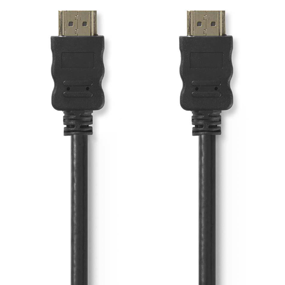 Cable HDMI-A male/HDMI-A male 3m NEDIS CVGB34000BK30 black