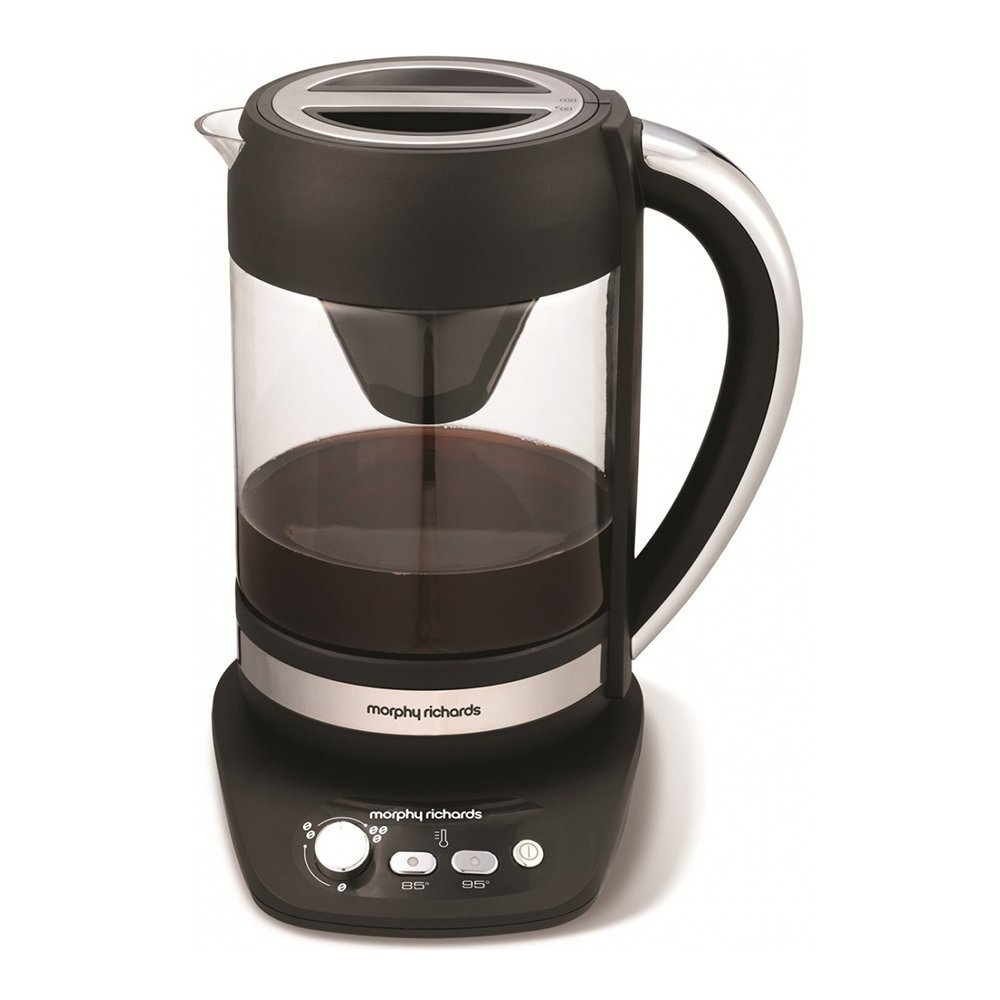 Filter coffee machine MORPHY RICHARDS Cascata 47140 black