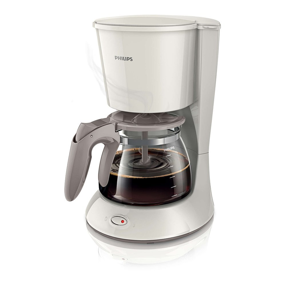 Filter coffee machine PHILIPS Daily Collection HD7461/20 white