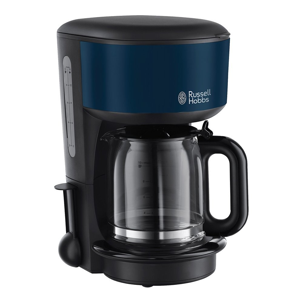 Filter coffee machine RUSSELL HOBBS Colours 20134-56 storm blue