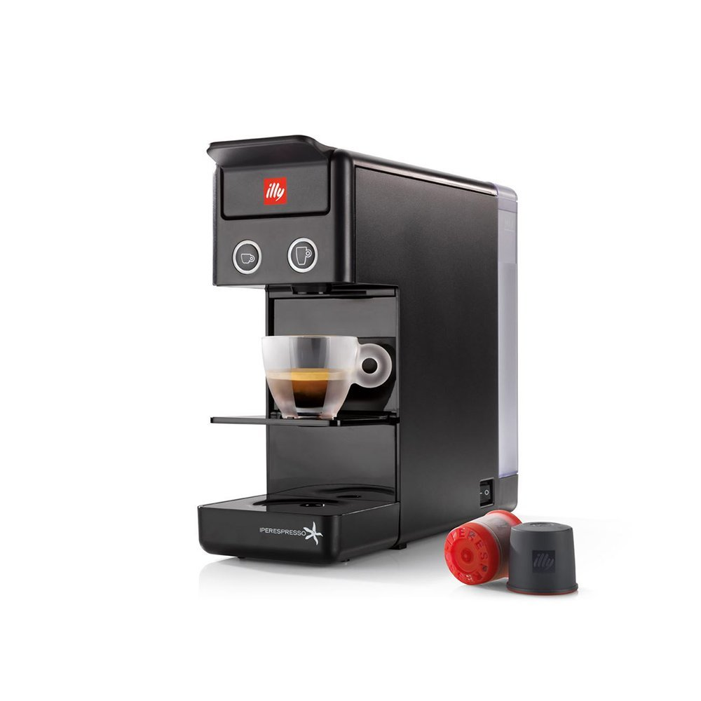 Coffee machine ILLY Francis Y3.2 iperEspresso black