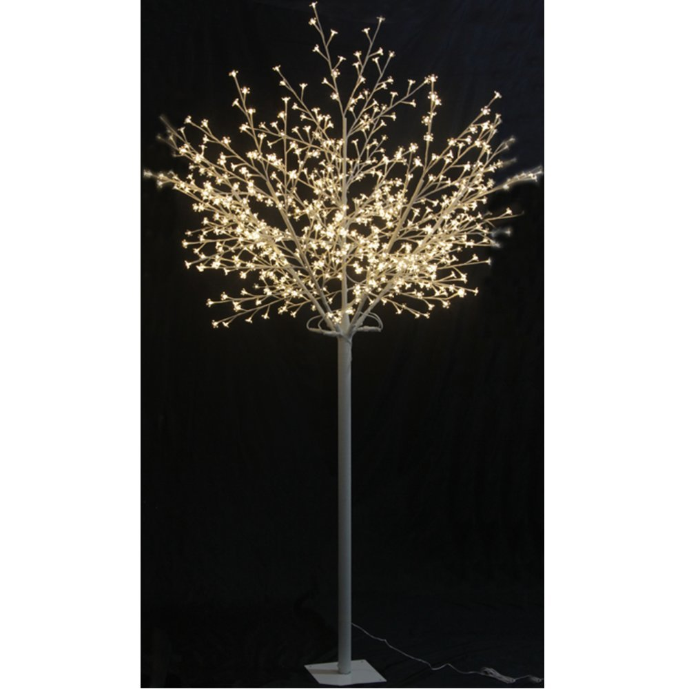 Pre-Lit Christmas Tree Plug-in LED Warmwhite 210cm YL-T1210-WW