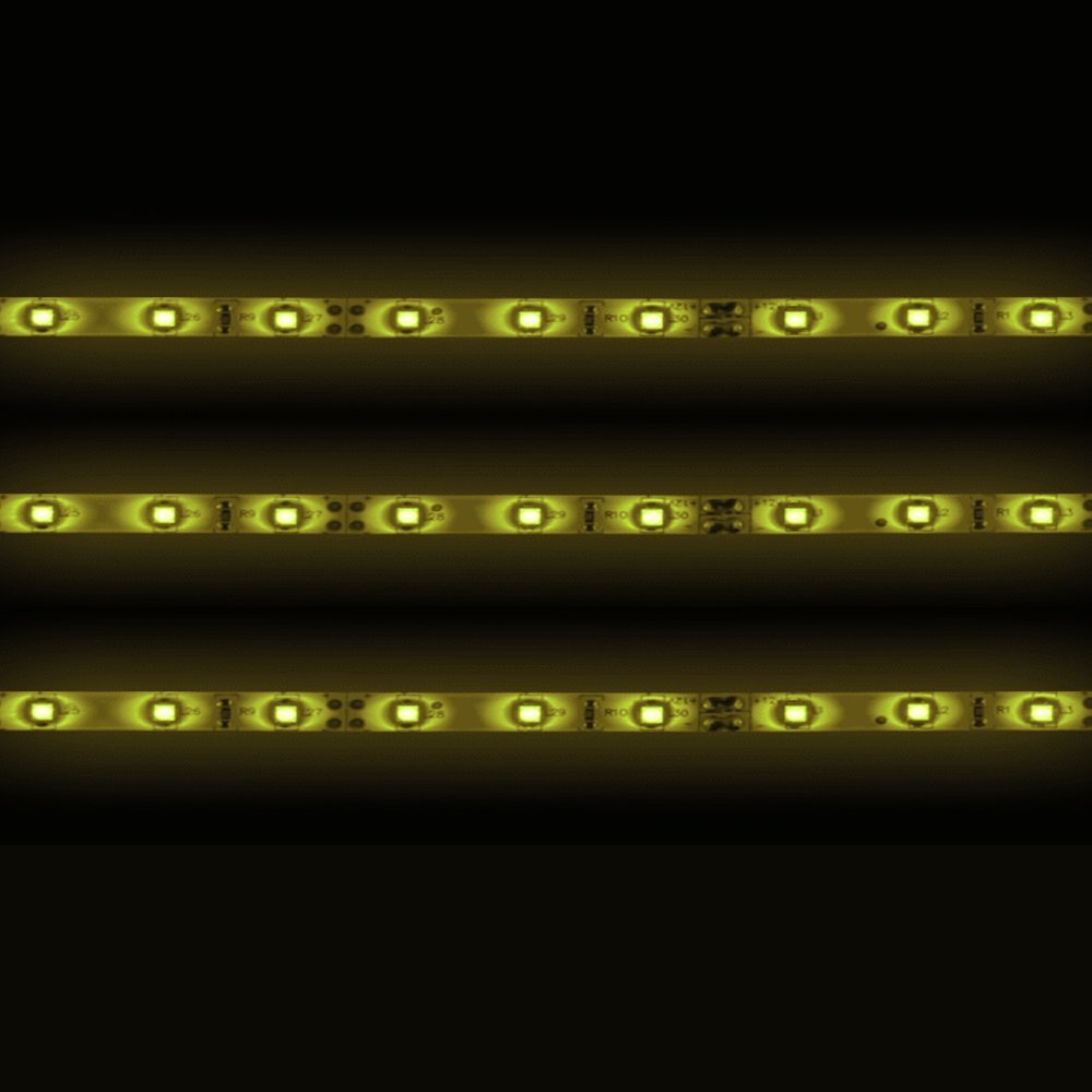 Plug-in LED Stripe 6W 12V IP20 yellow 147-70235