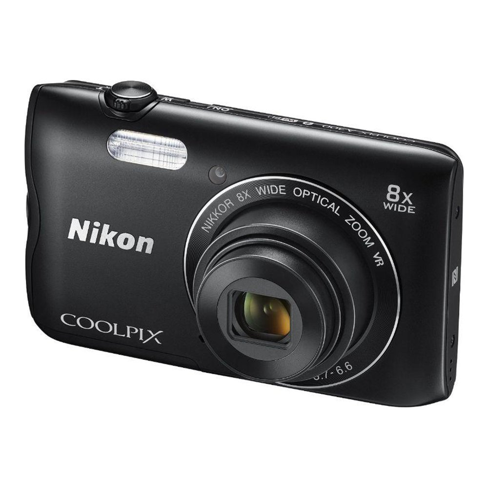 Digital camera NIKON Coolpix A300 black