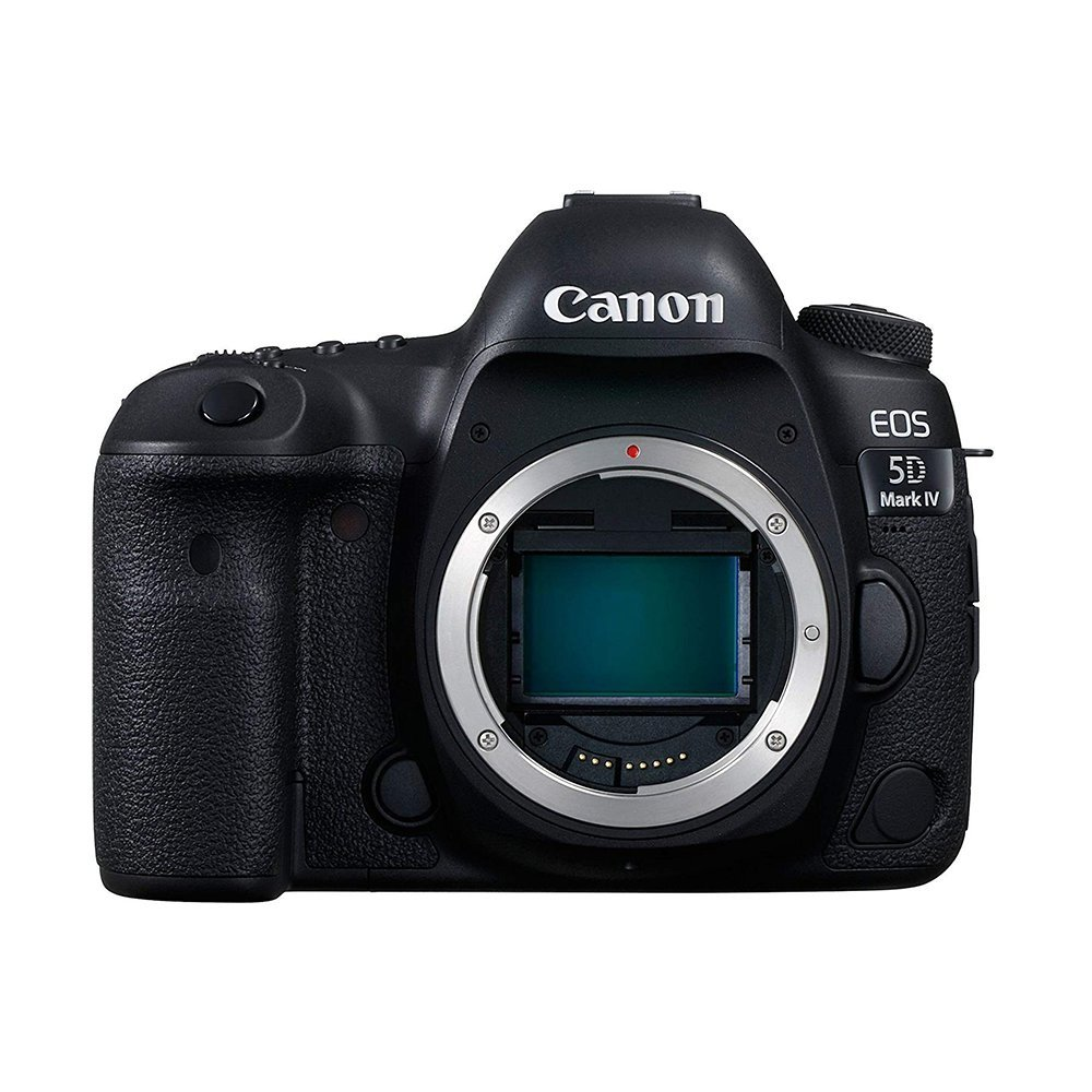 Digital camera CANON DSLR EOS 5D Mark IV Body black