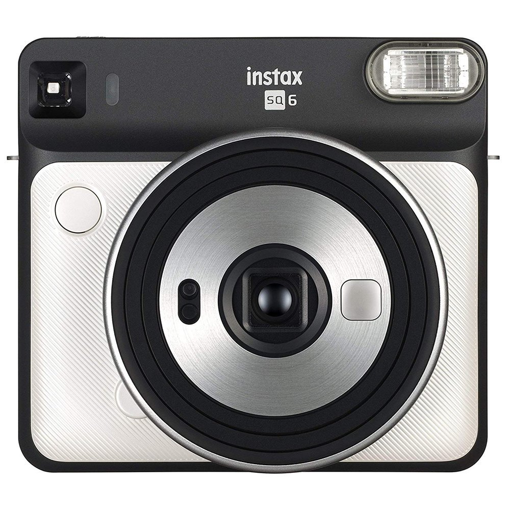 Instant digital camera FUJIFILM Instax Square SQ6 pearl white