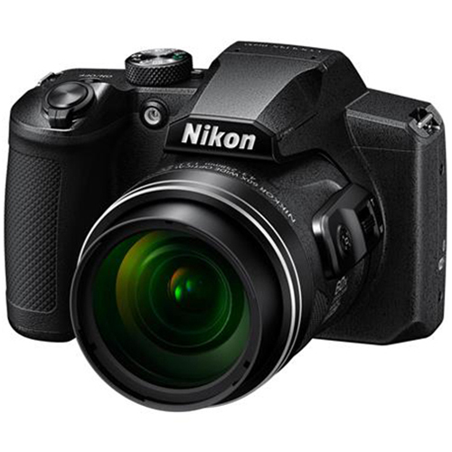 Digital camera NIKON High Zoom Coolpix B600 black
