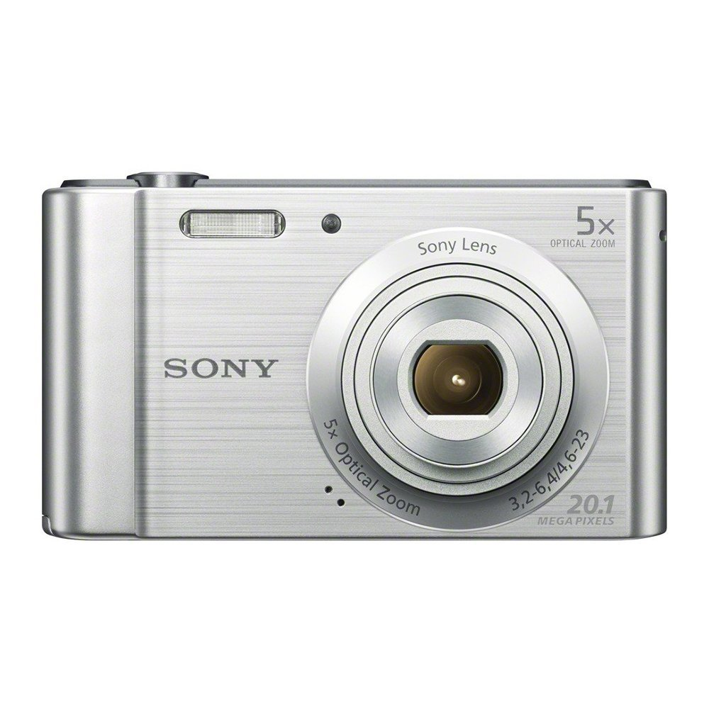 Digital camera SONY DSC-W800 silver