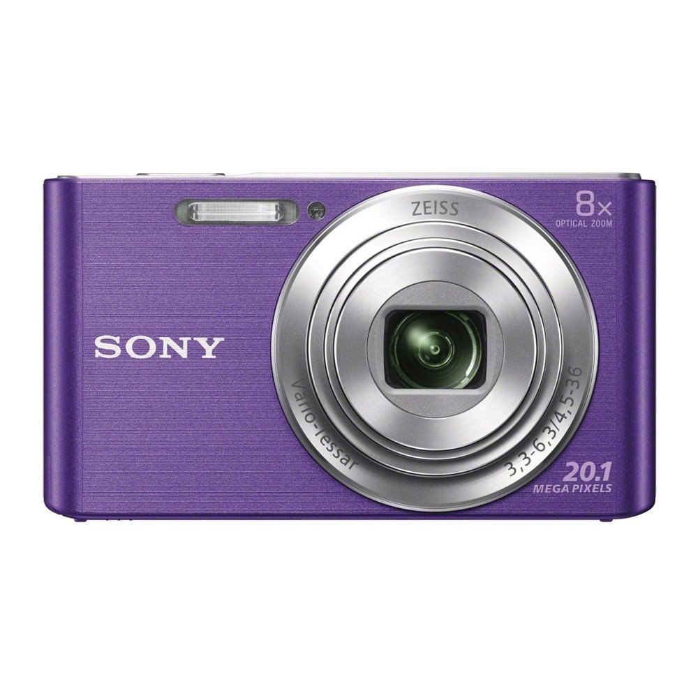 Digital camera SONY DSC-W830 violet