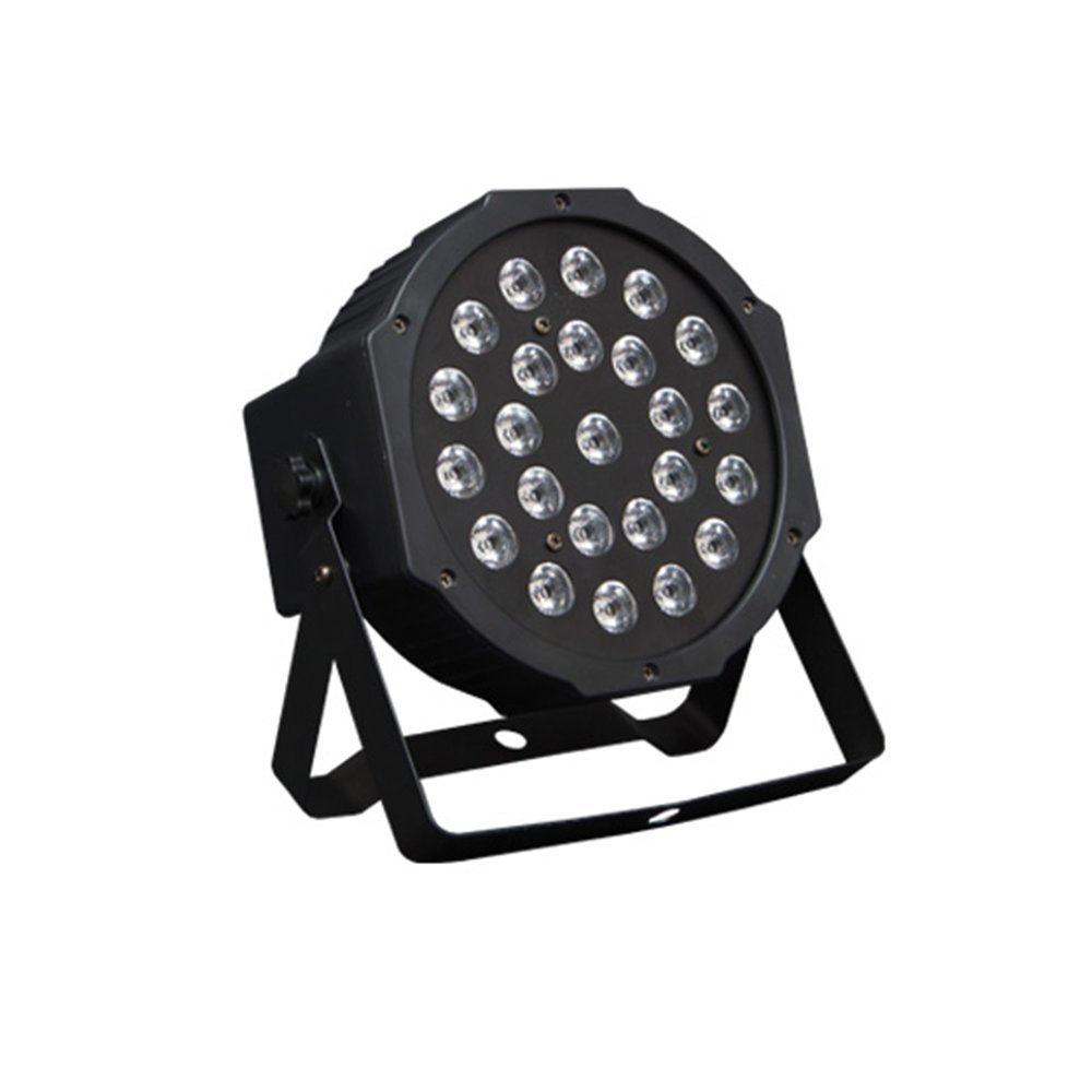 Disco Light AMS PAR 24 RGB black