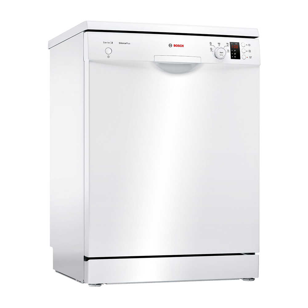 Dishwasher BOSCH Serie | 2 Silence Plus SMS25AW05E white