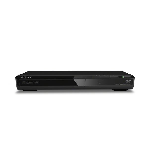 DVD player SONY DVP-SR170 black