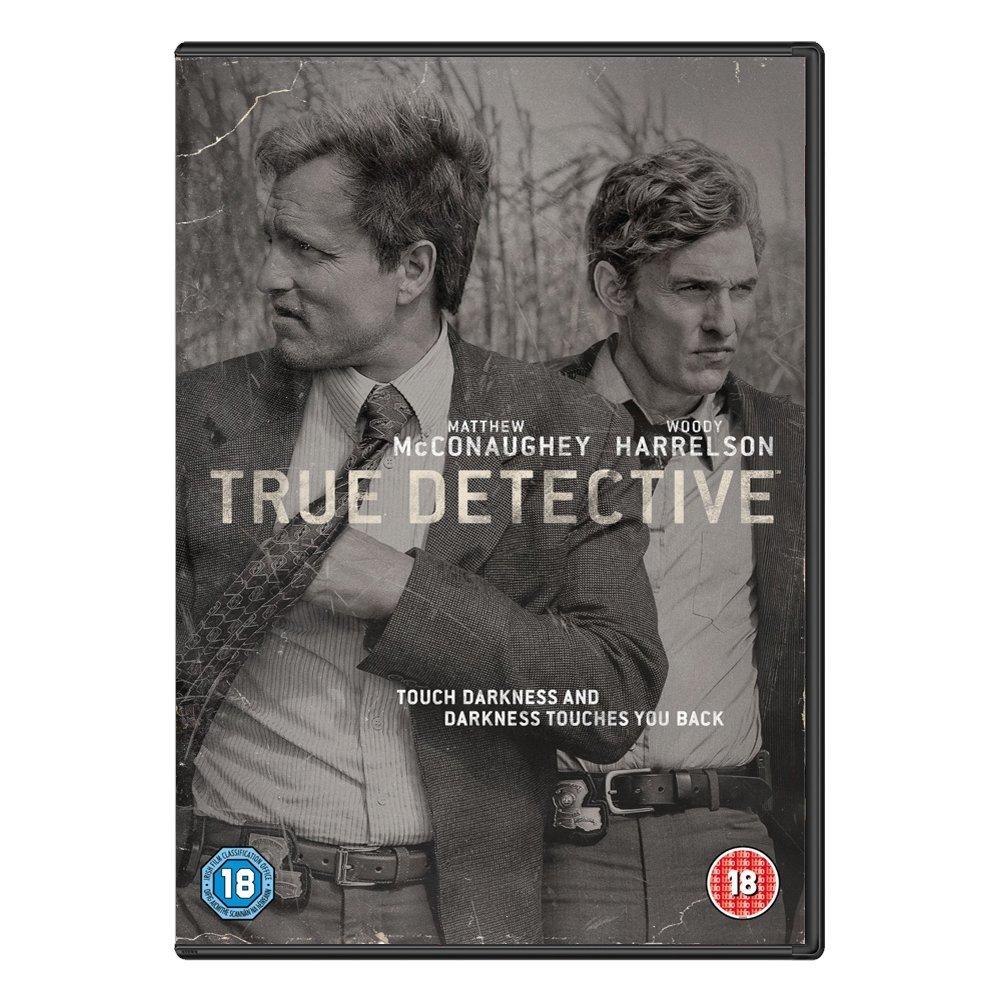 DVD movie True Detective 1st Season