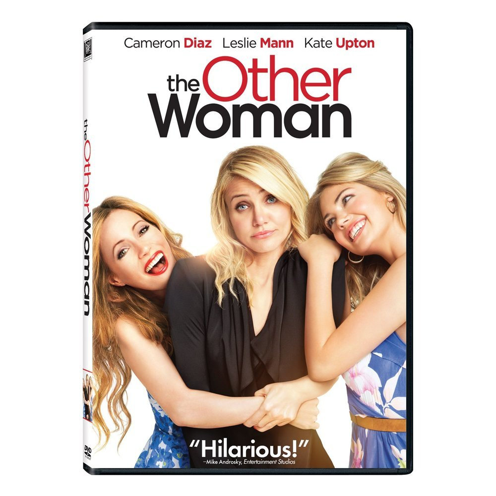 DVD movie The Other Woman