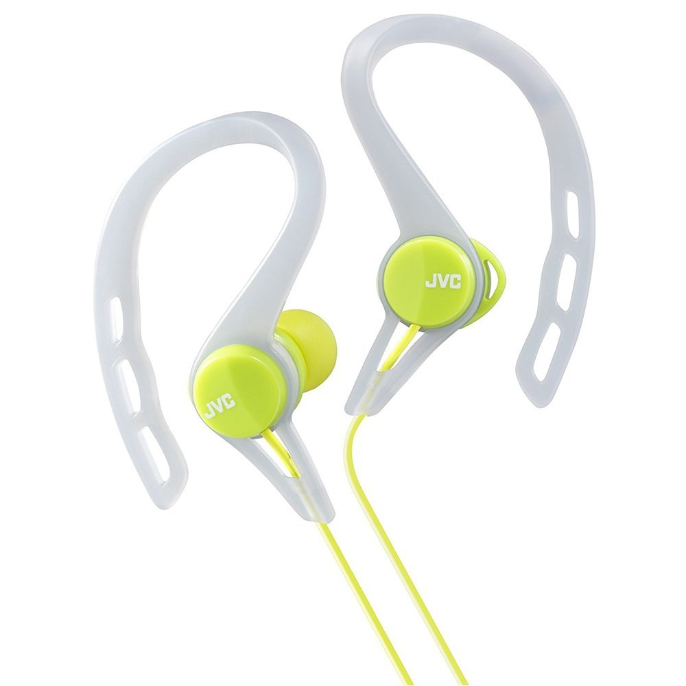 Earphones JVC Sports HA-ECX20-G green