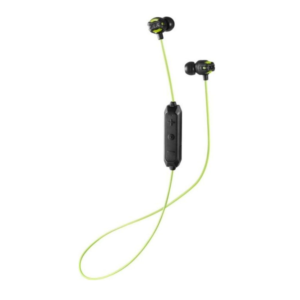 Wireless Earphones with microphone JVC HA-FX103BTG green