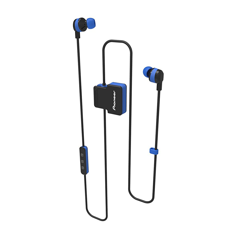 Wireless Earphones with microphone PIONEER SE-CL5BT-L blue