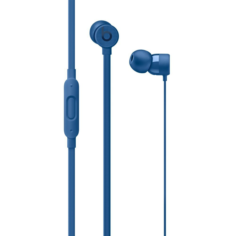 Earphones with microphone BEATS urBeats3 MQFW2ZM/A blue