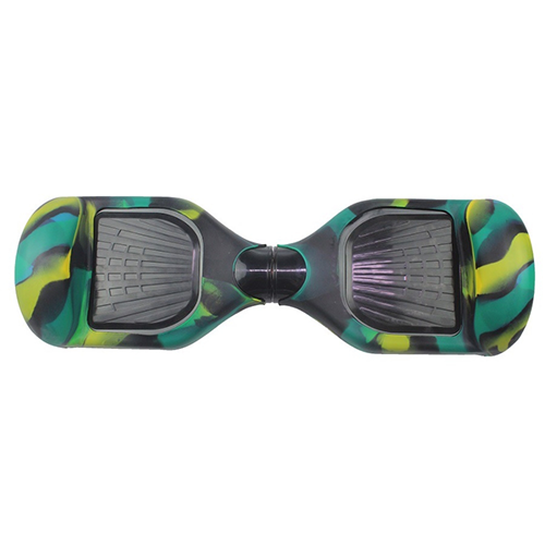 Case for Hoverboard URBANGLIDE Silicon 65 lite army black/green