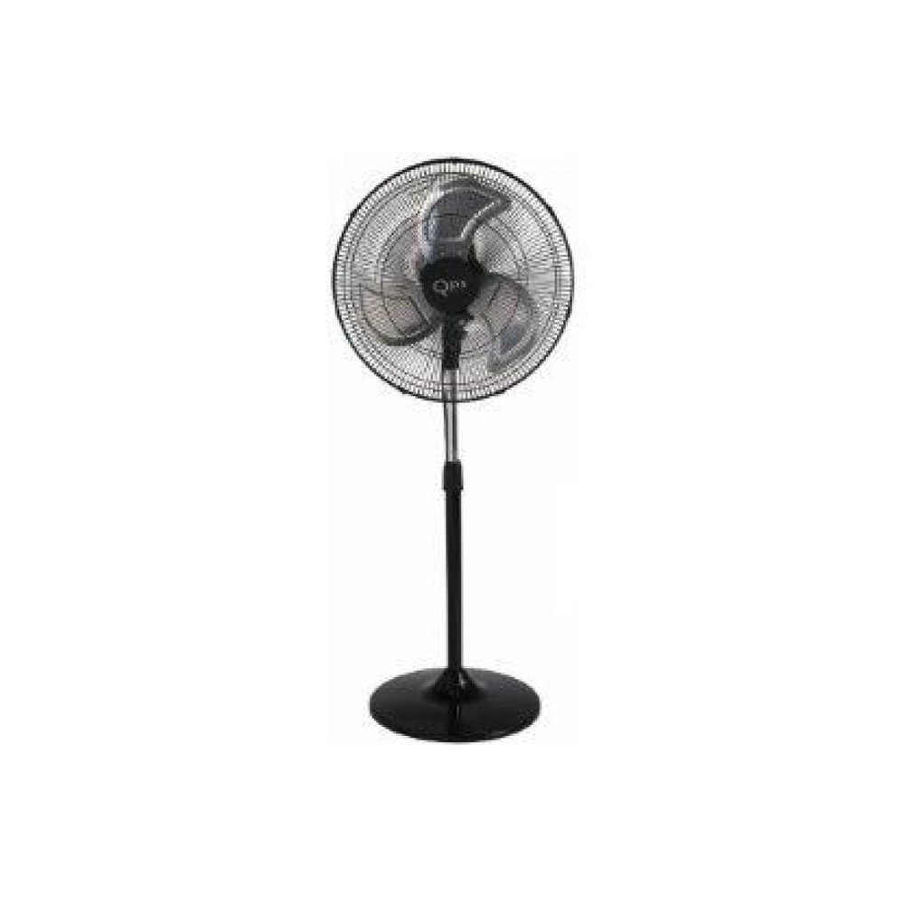 "Fan with stand 18"" QPS FST-18 black"
