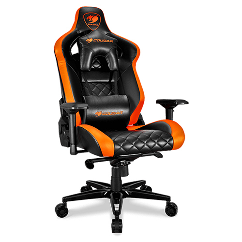 Gaming Chair COUGAR Armor Titan orange