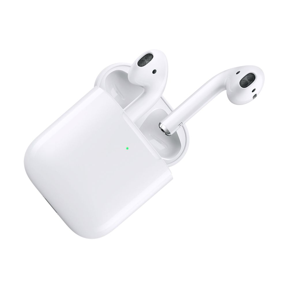 Handsfree Bluetooth APPLE AirPods 2 MRXJ2ZM/A άσπρο
