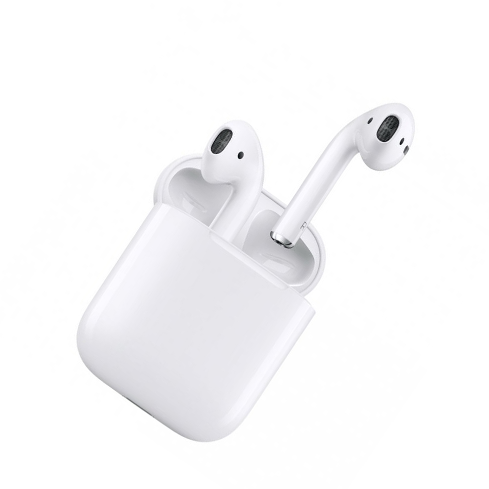 Handsfree Bluetooth APPLE AirPods 2 MV7N2TY/A άσπρο