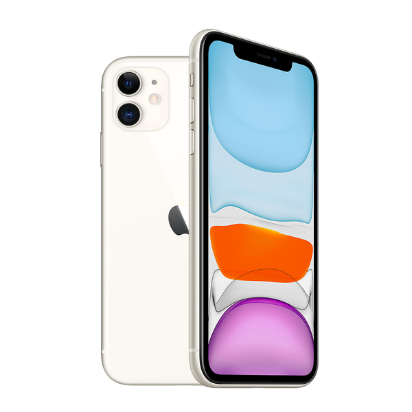 Smartphone APPLE iPhone 11 64GB white