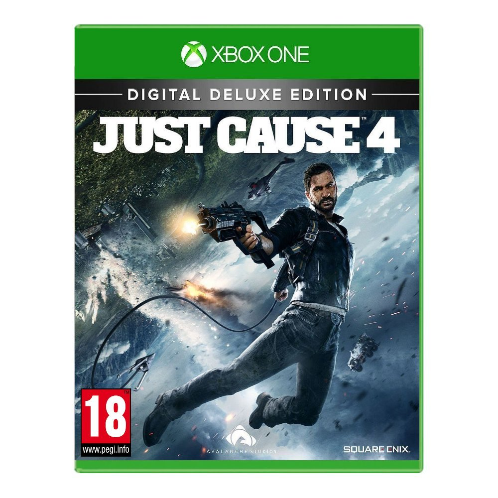 Xbox One game Just Cause 4 Standard ...